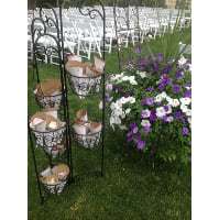 Stand - Plant or plate basket - medium