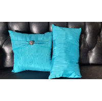 Pillow - Blue Shiny