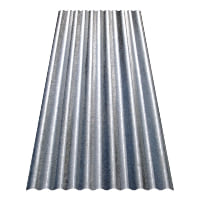 Corrugated Metal  Panel