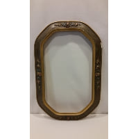 Frame - Ornate Oval Empty