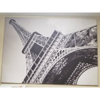 Canvas - Eiffel Tower Photo