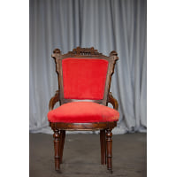 Chair - Kendal Red
