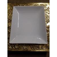 Platter - White Rectangle S