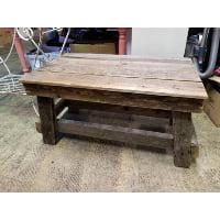 Table - Barn Wood Bench