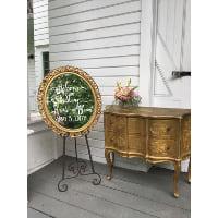 Dresser - Gold Parlor