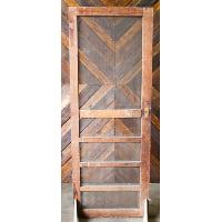 Door - Wood Screen Five Pane