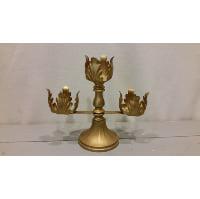 Candelabra - Gold Leaf
