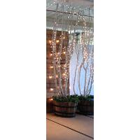 Tree - Lighted White
