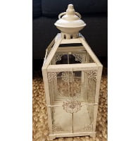 Lantern - Ivory Gem Flower