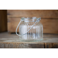 Vase - Silver Handled