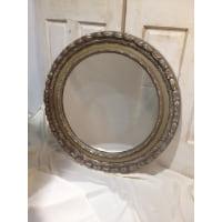 Mirror - Thompson Round Gold