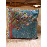 Pillow - Whimsical tree