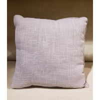 Pillow - Natural grey linen