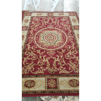 Rug - Oriental Gold Red