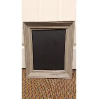 Chalkboard - Shabby Horizon Grey