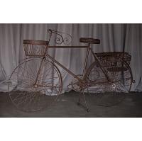 Bike -Wrought iron