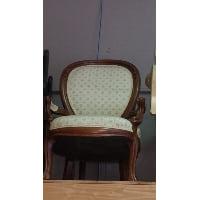 Chair - Leah Cream