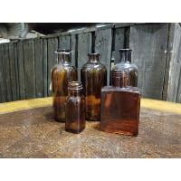 Bottle - Brown Medicine
