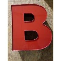 Marquee - B Red