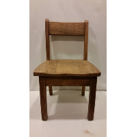 Chair - Child Wood
