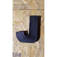 Letter - J Black