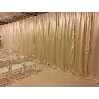 Panel - Satin ivory