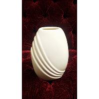 Vase - Cream Sash