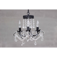 Chandelier - Kathryn Black and Bead Center