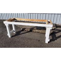 Table Legs/Frame - White