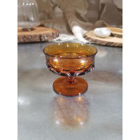Parfait Glass - Amber