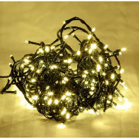 String - Fairy Light, Green Cord
