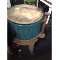 Tub - Wash Tub Green