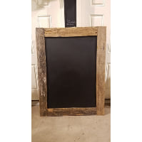 Chalkboard - Big Jim Barnwood