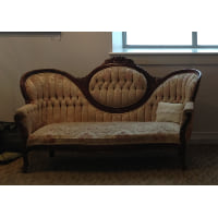 Couch - Ashley Madison Floral
