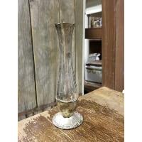 Vase - Silver Bud