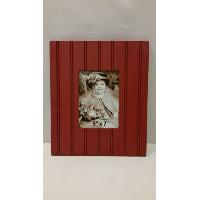 Frame - Red Striped 5