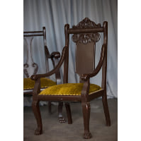 Chair - Candace Green Low Arm