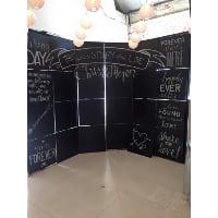 Chalkboard - Photo Wall
