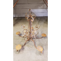 Chandelier - Rustic Candle