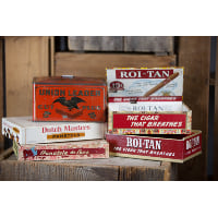 Cigar Box - Vintage Cardboard