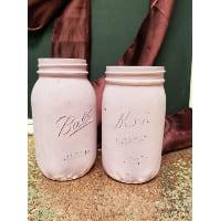 Mason Jar - Lavender Quart