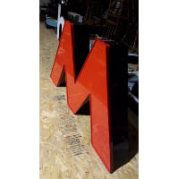 Marquee - M Red (W)