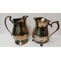 Silver - Pitcher