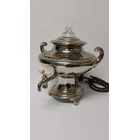 Silver - Coffee Percolator Fancy