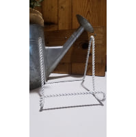 Easel - Large White Twist Tabletop