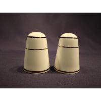 Shaker - Salt & Pepper gold ring (set)