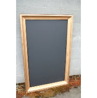 Chalkboard - William gold frame