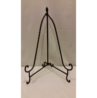 Easel - Black Large Tabletop