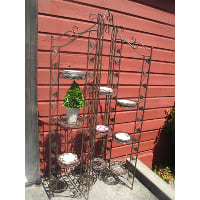 Stand - Plate/Plant Rack