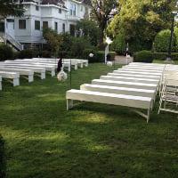 Bench - White 6'